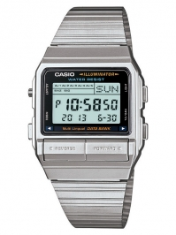 Casio Databank Db-380-1df Retro