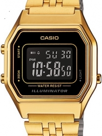 Casio Retro LA680WGA-1BDF