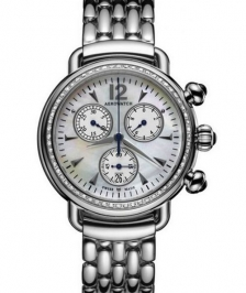 Aerowatch 82905 AA10 DIA M Ladies Chronographe 1942 Taşlı