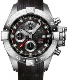 Ball DC2036C-P-BK Engineer Hydrocarbon Spacemaster Orbital