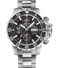 Ball DC3026A-SC-BK Engineer Hydrocarbon Nedu Chronometer