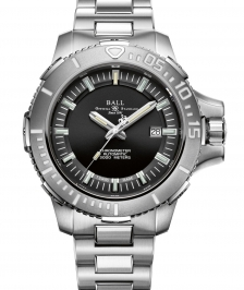 Ball DM3000A-SCJ-BK Engineer Hydrocarbon Deepquest Chronometer