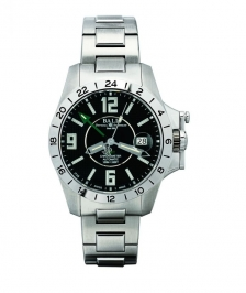 Ball Engineer Hydrocarbon Magnate GMT COSC