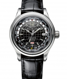 Ball GM1020D-L1CAJ-BK Trainmaster Worldtime