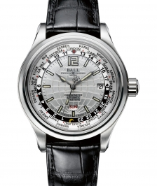 Ball GM1020D-L1CAJ-WH Trainmaster Worldtime