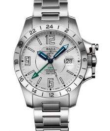 Ball GM2098C-SCAJ-WH Engineer Hydrocarbon Magnate Gmt