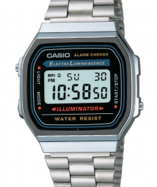 Casio Retro A168wa-1uwd