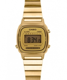 Casio Retro LA670WGA-9DF