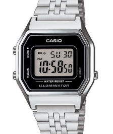 Casio Retro La680wa-1df Mini
