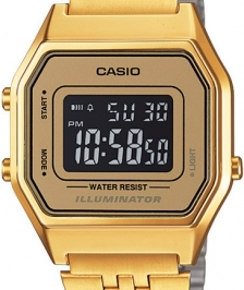 Casio Retro LA680WGA-9BDF