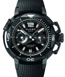 Clerc Hydroscaph Central Chronograph