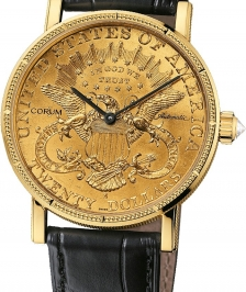 Corum Coın Watch 293.645.56 0001 Mu51