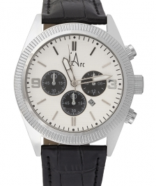 d'Arc Classic Men Leather Saat