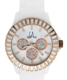 d'Arc Rose White Glam Saat