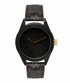 Forever New Carrie Parlak Saat/Black
