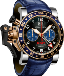 Graham Chronofıghter Oversıze 2ovgg.b26a.c118s