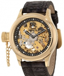 Invicta 110364 Russian Diver Mechanical Skeleton