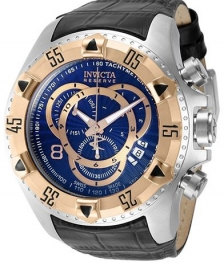 Invicta 111012 Reserve Excursion Touring Leather