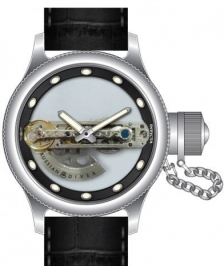 Invicta 114212 Russian Diver Skeleton