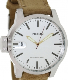 Nixon Chronicle Desert Suede A127-1261