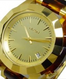 Nixon A288-1424 - Nixon Monarch Gold / Molasses - A288 14
