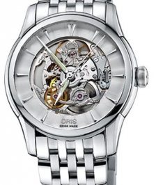 Oris 734.7670.40.51M Culture Artelier Skeleton