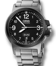 Oris 735.7641.43.64M Aviation Bc3 Advanced, Day Date