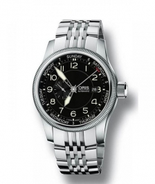 Oris Aviation Big Crown Small Sec.,Pointer Day