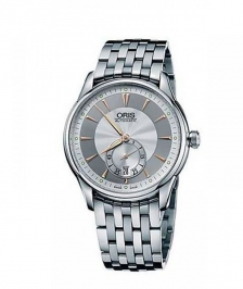 Oris Culture Artelier Small Second, Date