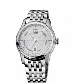 Oris CULTURE Artelier Small Second, Pointer Day