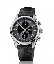 Oris CULTURE RAID 2012 Chronograph Ltd. Edt.