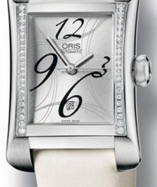 Oris Culture Rectangular Date