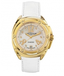 Saint Honore 766070 6Y8DR Haussman Lady Dial Diamond