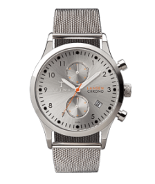 Triwa LCST102 Stirling Lansen Chrono Steel Mesh