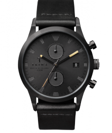 Triwa LCST105 Sort Of Black Chrono