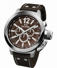 TW Steel CE1012 CanteenCEO ERKEK Chrono Steel 50mm