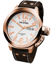 TW Steel CE1017 Canteen CEO ERKEK Steel RG 45mm