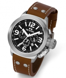 TW Steel TW6 Canteen Chrono Steel 45mm Saat