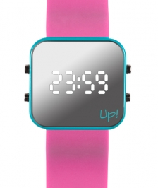Up! Watch Turquoise&pink