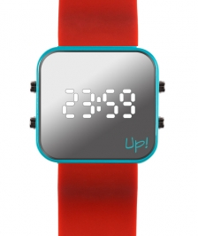 Up! Watch Turquoise&red