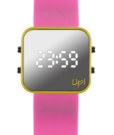 Up! Watch Yellow&pink