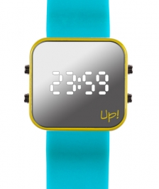Up! Watch Yellow&turquoise
